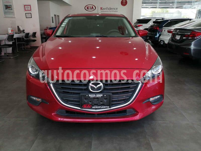 foto Mazda 3 Hatchback i Touring usado (2017) color Rojo precio $224,000