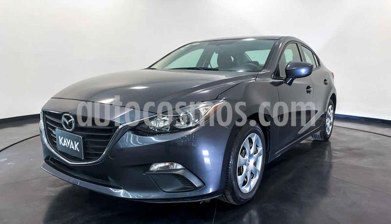 Mazda 3 Hatchback i Sport usado (2016) color Gris precio $217,999