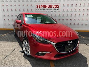 Mazda 3 Hatchback s Grand Touring Aut usado (2017) color Rojo precio $285,000