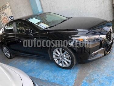 Mazda 3 Hatchback s Aut usado (2018) color Negro precio $278,000