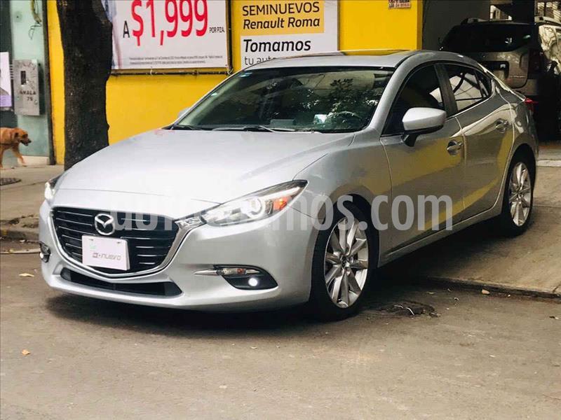 Mazda 3 Hatchback s Grand Touring Aut usado (2018) color Plata precio $283,000