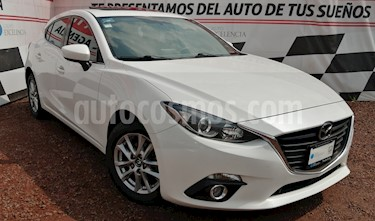 Mazda 3 Hatchback i Touring usado (2015) color Blanco precio $189,000