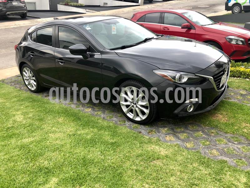 Mazda 3 Hatchback s Grand Touring Aut usado (2015) color Negro precio $202,000