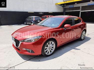 Mazda 3 Hatchback s Grand Touring Aut usado (2018) color Rojo precio $309,900