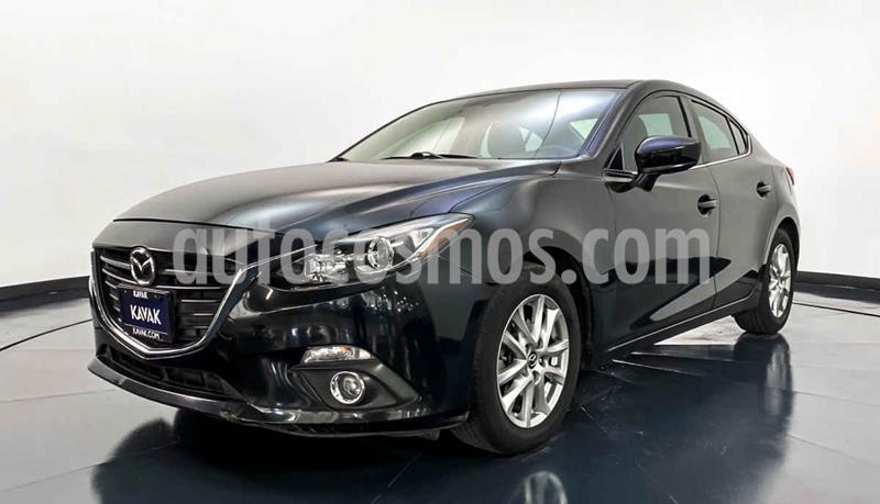 Mazda 3 Hatchback i Touring Aut usado (2016) color Negro precio $202,999