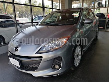 Mazda 3 Hatchback s  usado (2013) color Grafito precio $138,000