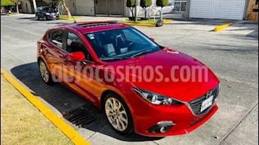 Mazda 3 Hatchback s  Aut usado (2015) color Rojo precio $205,000