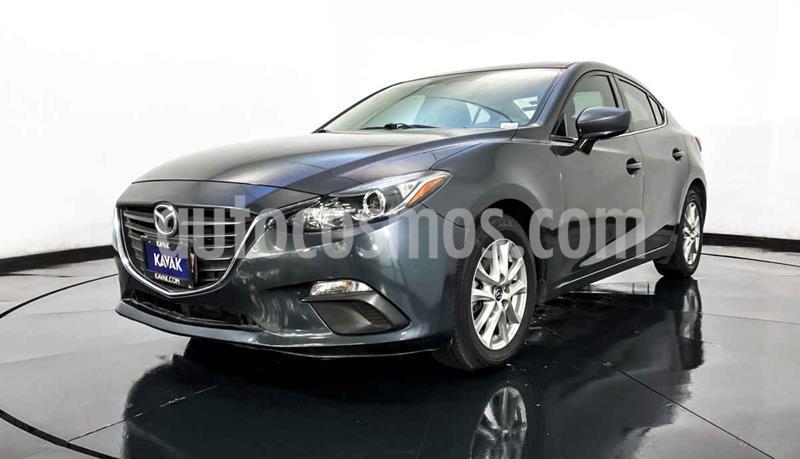 Mazda 3 Hatchback i Touring Aut usado (2016) color Gris precio $202,999