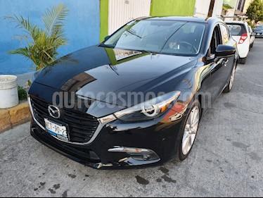 Mazda 3 Hatchback i Grand Touring Aut usado (2018) color Negro precio $285,000