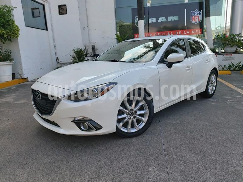 Mazda 3 Hatchback s Grand Touring Aut usado (2016) color Blanco precio $255,000