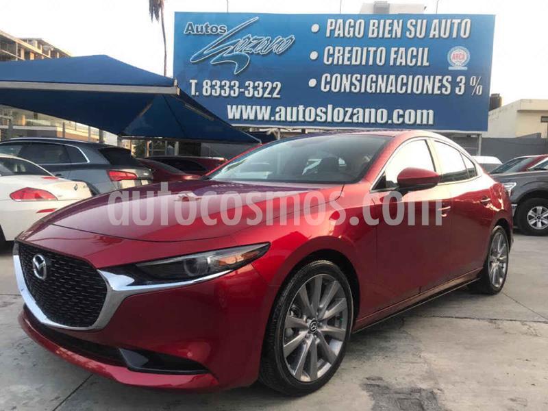 Mazda 3 Hatchback i Grand Touring Aut usado (2019) color Rojo precio $329,900