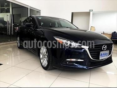 Mazda 3 Hatchback s usado (2018) color Azul Marino precio $288,000