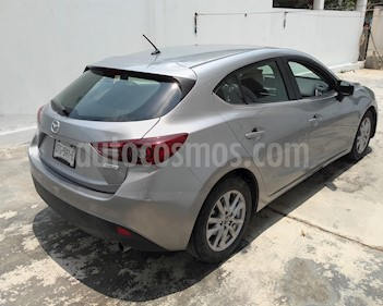 Mazda 3 Hatchback s  Aut usado (2014) color Plata precio $170,000