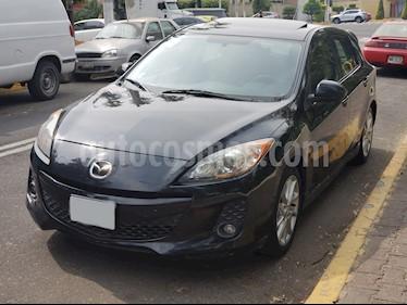 Foto venta Auto usado Mazda 3 Hatchback s  Aut (2012) color Negro precio $140,000