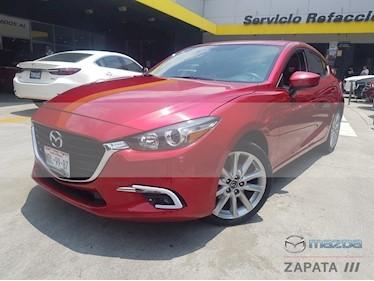 Foto venta Auto usado Mazda 3 Hatchback s  Aut (2017) color Rojo precio $265,000