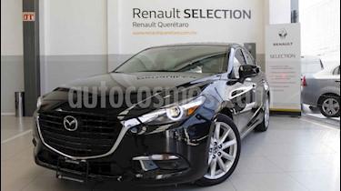 Foto venta Auto usado Mazda 3 Hatchback s  Aut (2018) color Negro precio $320,000