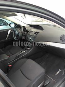 Mazda 3 Hatchback s  Aut usado (2013) color Gris precio $150,000
