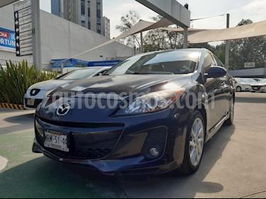 Foto venta Auto usado Mazda 3 Hatchback s  Aut (2013) color Negro precio $140,000
