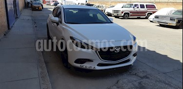 Mazda 3 Hatchback s Grand Touring Aut usado (2017) color Blanco Perla precio $285,000