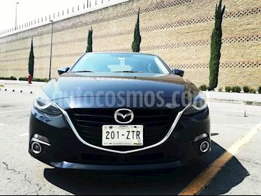 Mazda 3 Hatchback s Grand Touring Aut usado (2014) color Negro precio $185,000