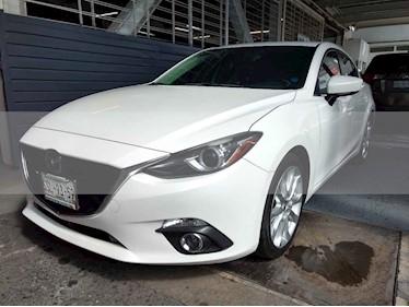 Foto venta Auto usado Mazda 3 Hatchback s Grand Touring Aut (2014) color Blanco precio $215,000