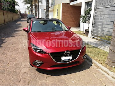 Foto Mazda 3 Hatchback s Grand Touring Aut usado (2016) color Rojo precio $230,000