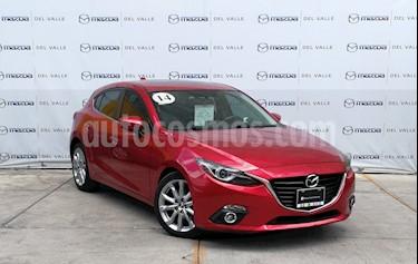 Foto Mazda 3 Hatchback s Grand Touring Aut usado (2014) color Rojo precio $225,000