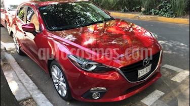 Foto venta Auto usado Mazda 3 Hatchback s Grand Touring Aut (2016) color Rojo precio $234,000