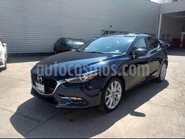 Foto venta Auto usado Mazda 3 Hatchback s Grand Touring Aut (2017) color Azul precio $299,000