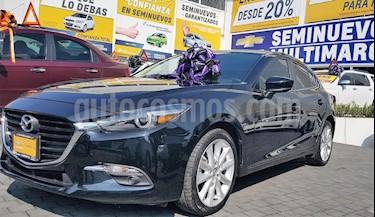 Foto venta Auto Seminuevo Mazda 3 Hatchback s Grand Touring Aut (2017) color Negro precio $335,900