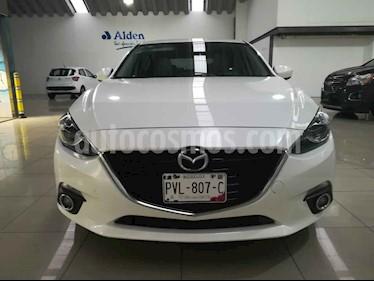 Foto Mazda 3 Hatchback s Grand Touring Aut usado (2016) color Blanco precio $239,000