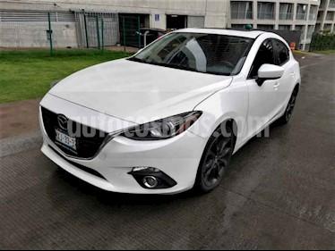 Foto venta Auto usado Mazda 3 Hatchback s Grand Touring Aut (2016) color Blanco precio $215,000