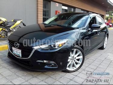 Foto venta Auto usado Mazda 3 Hatchback s Grand Touring Aut (2018) color Negro precio $320,000