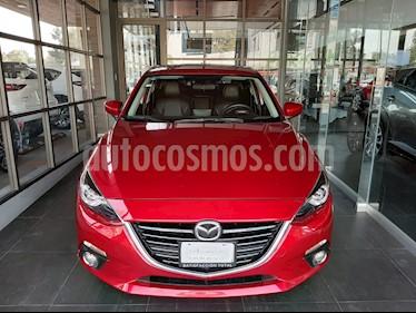 Foto Mazda 3 Hatchback s Grand Touring Aut usado (2016) color Rojo precio $255,000