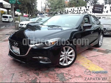 Foto Mazda 3 Hatchback s Grand Touring Aut usado (2018) color Negro precio $275,000