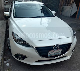 Mazda 3 Hatchback s Grand Touring Aut usado (2016) color Blanco Perla precio $258,500