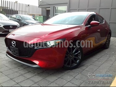 Foto venta Auto usado Mazda 3 Hatchback s Grand Touring Aut (2019) color Rojo precio $385,000