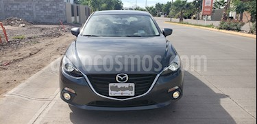 Foto venta Auto Seminuevo Mazda 3 Hatchback s Grand Touring Aut (2014) color Gris Meteoro precio $175,000