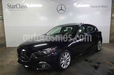 Foto venta Auto usado Mazda 3 Hatchback s Grand Touring Aut (2016) color Negro precio $259,000