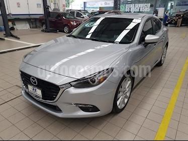 Foto venta Auto usado Mazda 3 Hatchback s Grand Touring Aut (2018) color Plata precio $325,000
