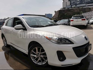 Foto venta Auto usado Mazda 3 Hatchback s Grand Touring Aut (2012) color Blanco precio $160,000
