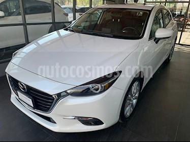 Foto venta Auto usado Mazda 3 Hatchback s Grand Touring Aut (2018) color Blanco Perla precio $332,000