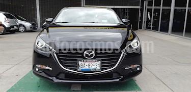 Foto venta Auto usado Mazda 3 Hatchback s Grand Touring Aut (2017) color Celeste precio $315,000