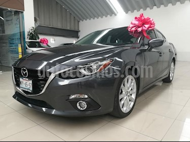 Foto venta Auto usado Mazda 3 Hatchback s Grand Touring Aut (2016) color Gris precio $249,000