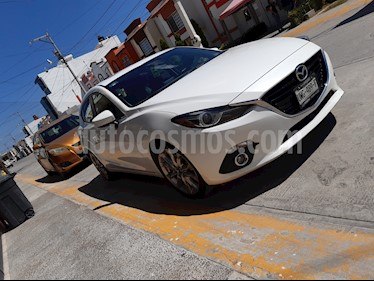 Mazda 3 Hatchback s Grand Touring Aut usado (2016) color Blanco precio $245,500
