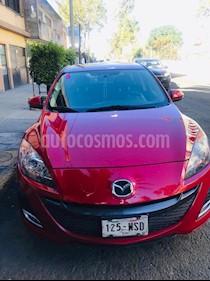 Foto venta Auto usado Mazda 3 Hatchback s Grand Touring Aut (2010) color Rojo precio $125,000