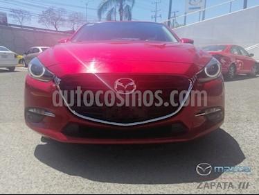 Foto venta Auto usado Mazda 3 Hatchback s Grand Touring Aut (2017) color Rojo precio $285,000