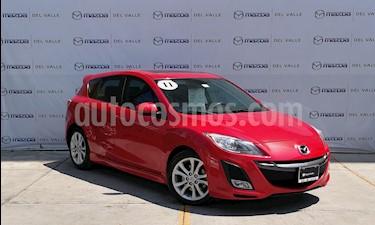 Foto venta Auto usado Mazda 3 Hatchback s Grand Touring Aut (2011) color Rojo Fugaz precio $160,000
