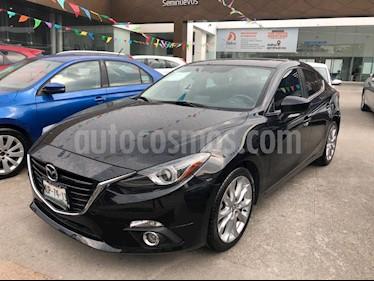 Foto venta Auto usado Mazda 3 Hatchback s Grand Touring Aut (2015) color Negro precio $229,900