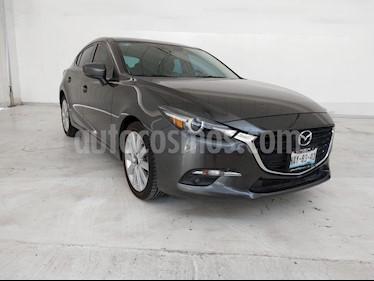 Foto venta Auto usado Mazda 3 Hatchback s Grand Touring Aut (2017) color Gris precio $279,800